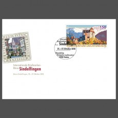 Messebeleg - Internationale Briefmarken-Börse, Sindelfingen