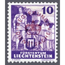 "Definitive stamps 1937/1938 with circular imprint ""GOVERNMENT / OFFICIAL"""