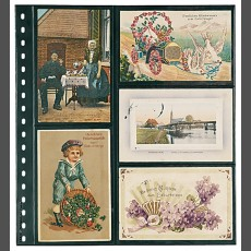 Postcard pages - 1 piece