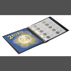 Pre-printed album 2 EURO commemorative coin: All Euro-Countries (chronological from June 2012 )