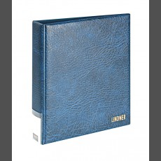 LINDNER Luxury Coin Album, including 10 coin pages