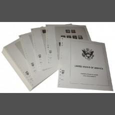 USA Reg. Issues, Commemoratives and Air mails- Year 1847 to 1936