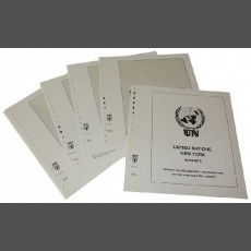 United Nations NEW YORK Booklets - Year 1995-2014