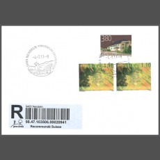 Special Cover - New Promotional Postmark Nendeln