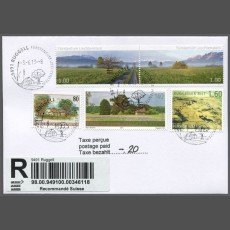 Special Cover - New Promotional Postmark Ruggell