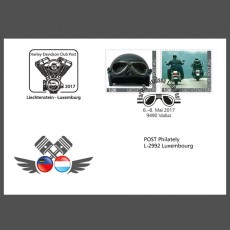 Special Cover – Harley-Davidson Club Post 2017
