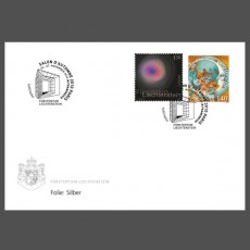 Stamp fair cover - Salon d'Automne 2010