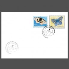 Stamp fair cover - Veronafil 2011