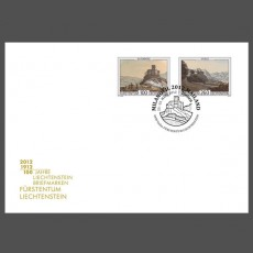 Stamp fair cover - Milanofil 2012