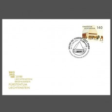 Stamp fair cover - Salon du Timbre 2012