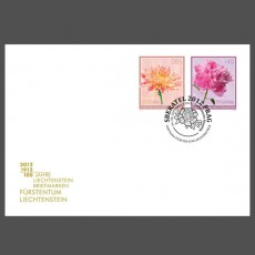 Stamp fair cover - Sberatel 2012