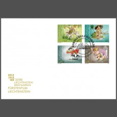 Stamp fair cover - NORDIA 2012