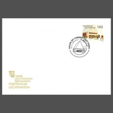 Stamp fair cover - Salon d'Automne 2012