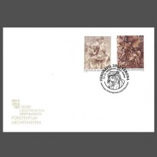 Stamp fair cover - Veronafil 2012
