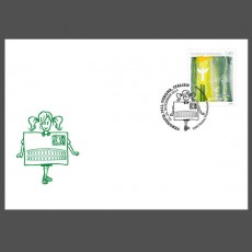 Stamp fair cover - Veronafil 2013