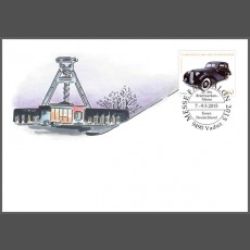 Stamp fair cover - 25th International Stamp Fair Essen, Germany