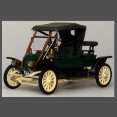 Scale model - Stanley Steamer 1911 scale 1:43