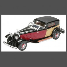 Scale model - Rolls-Royce Phantom II 1933 scale 1:43