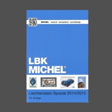 Liechtenstein Stamp Catalogue 2014/2015