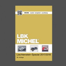 Liechtenstein Stamp Catalogue 2017/2018