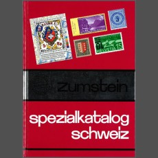 Zumstein special catalogue Switzerland - Volume 2