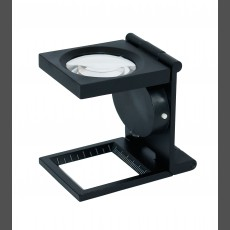 Metal linen tester with LED-6x