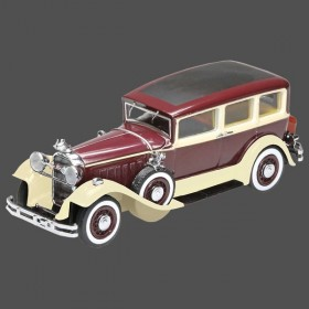 Scale model - Pierce Arrow Model 133 1928 scale 1:43