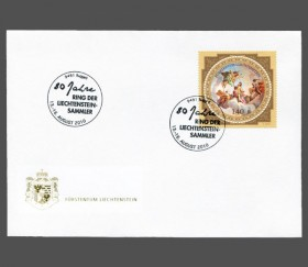 Special Cover - 80 Jahre RLS