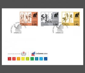 Special cover - LieGames 2011