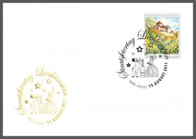 Special cover - Staatsfeiertag 2011