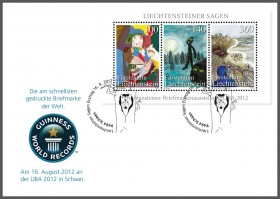 Special cover - Guinness World Records