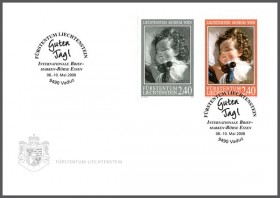Stamp fair cover - Internationale Briefmarken-Börse, Essen