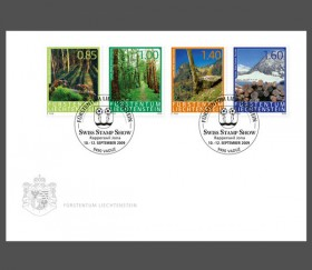 Stamp fair cover - Swiss Stamp Show