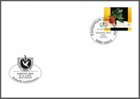 Stamp fair cover - MUBAPHIL SBHV, Basel, Switzerland