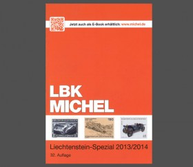 Liechtenstein Stamp Catalogue 2013/2014