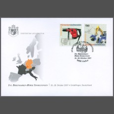 Enveloppe commémoratives - Internationale Briefmarken-Börse, Berlin