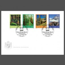 Enveloppe commémoratives - Swiss Stamp Show