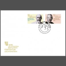 Enveloppe commémorative - 22. Int. Briefmarken-Messe Essen 2012