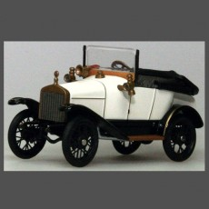 Voiture miniature de collection - Hinstin 1920 1/43