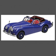 Voiture miniature de collection -Jaguar XK 140 1955 - 1/43