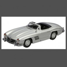 Voiture miniature de collection - Mercedes 300 SL 1956 - 1/43
